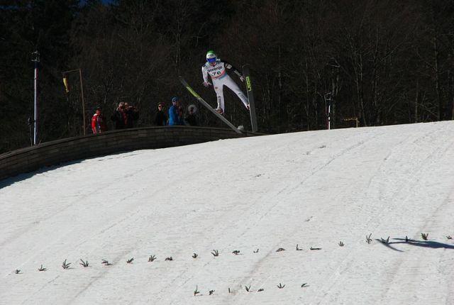 skijaški skok Peter Prev 250m