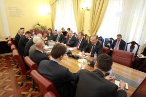 gospodarski forum rusija hrvatska moskva