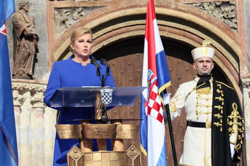 Kolinda Grabar Kitarović govor poslanica komemoracija bleiburg