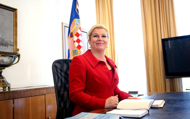 predsjednica kolinda grabar kitarović ostavka premijer milanović
