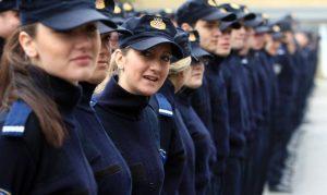 krim policajka policija