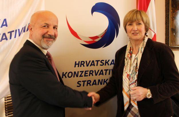 ruža tomašić hrvatska konzervativna stranka hčsp josip miljak pravaštvo