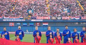hrvatska norveška uefa kazna 5-1 niko kovač