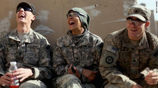 džihadisti američki vojnici popis