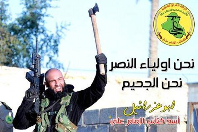 irački rambo džihadisti
