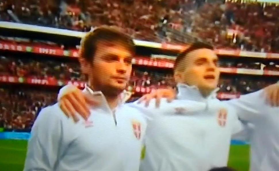 nogometna reprezentacija srbije himna adem ljajić
