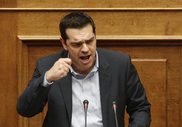 Alexis Tsipras grčka njemačka