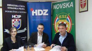 izbori za mjesne odbore novska hdz hčsp hss