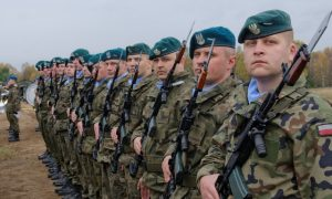 poljska vojska vojne vježbe