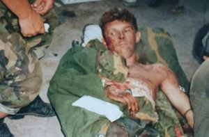 Zlatko Ivić dragovoljac invalid domovinskog rata ustaša