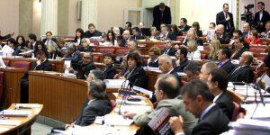 sabor sjednica oporba zakon o osiguranju goran marić