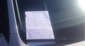 kazna za parkiranje mup policija sveti duh učenici