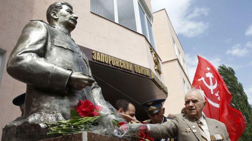 ukrajina komunistički nacistički simboli