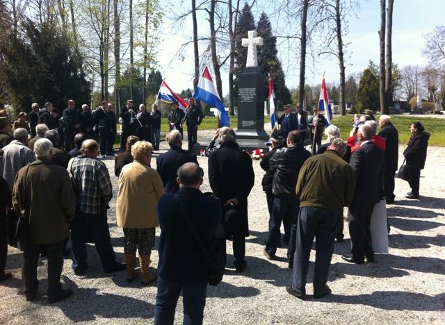 ustaše ustaša NDH nezavisna država hrvatska 10. travnja 10. travanj