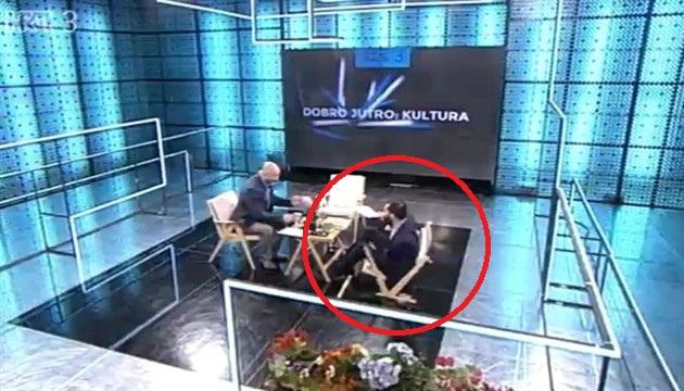 HRT stolica Miran Kurspahić