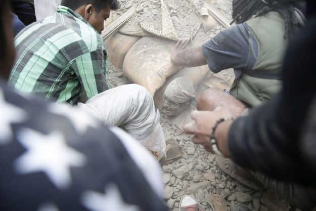 nepal potres