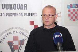 stožer za obranu hrvatskog vukovara tomislav josić