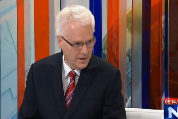 ivo josipović osniva stranku nova stranka