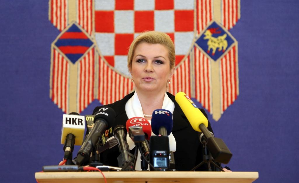 Predsjednica Grabar Kitarović tihomir jakovina vlada ured predsjednice
