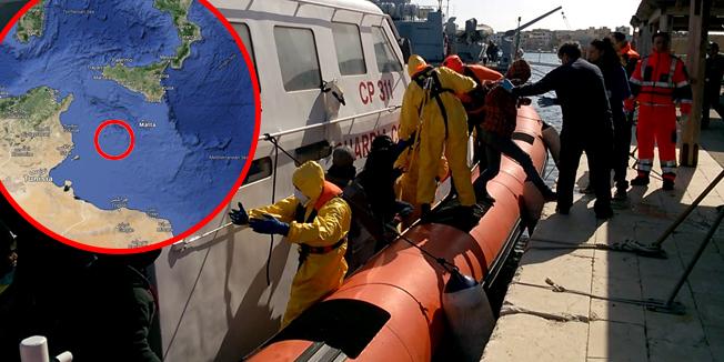 lampedusa tragedija emigranti brod