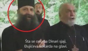 mitropolit porfirije zagrebačko-ljubljanski pjeva četničke pjesme momčilo đujić šta se ono na dinari sjaji srpska pravoslavna crkva