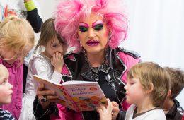 olivera jones njemačka transvestit homoseksualac djeca vrtić rodna ideologija bolest