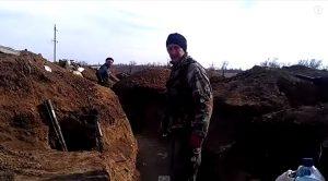 hrvati u ukrajini azov rov položaj thompson