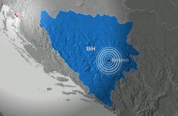 sarajevo potres
