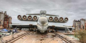 čudna vojna oružja sovjetski ekranoplan