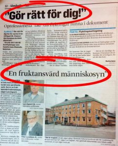 švedska imigranti