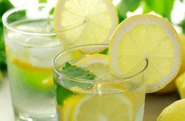 voda s limunom