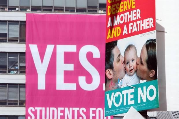 irska referendum o braku