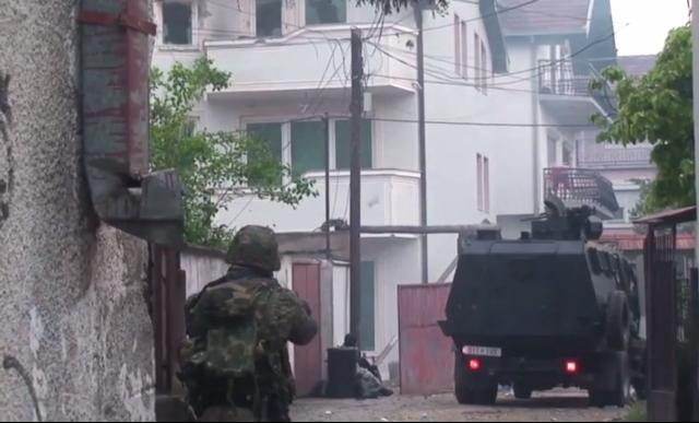 kumanovo makedonija teroristički napad