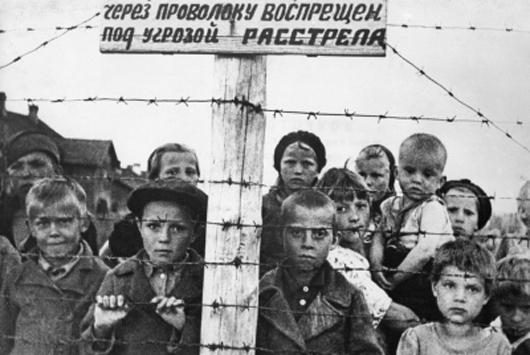 Djeca u sovjetskom gulagu