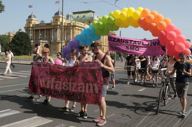 gay parada zagreb pride 2015. povorka ponosa