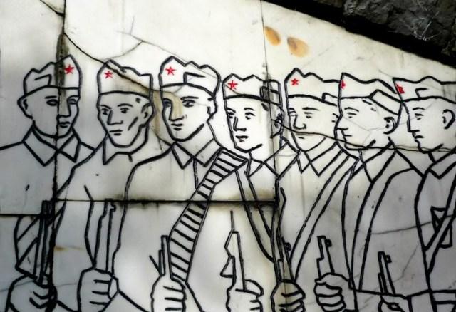 prvi partizanski odred vlado janjić capo Sisački partizanski odred šuma brezovica