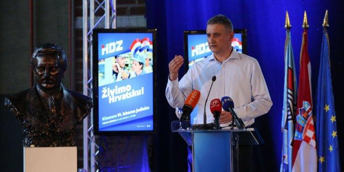 tomislav karamarko hdz vlada velika gorica