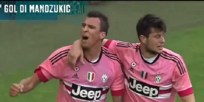 mandzukic juventus gol