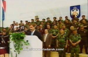 srbi vojni mimohod oluja slunj 1995