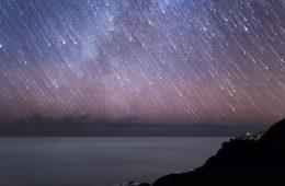 kiša meteora