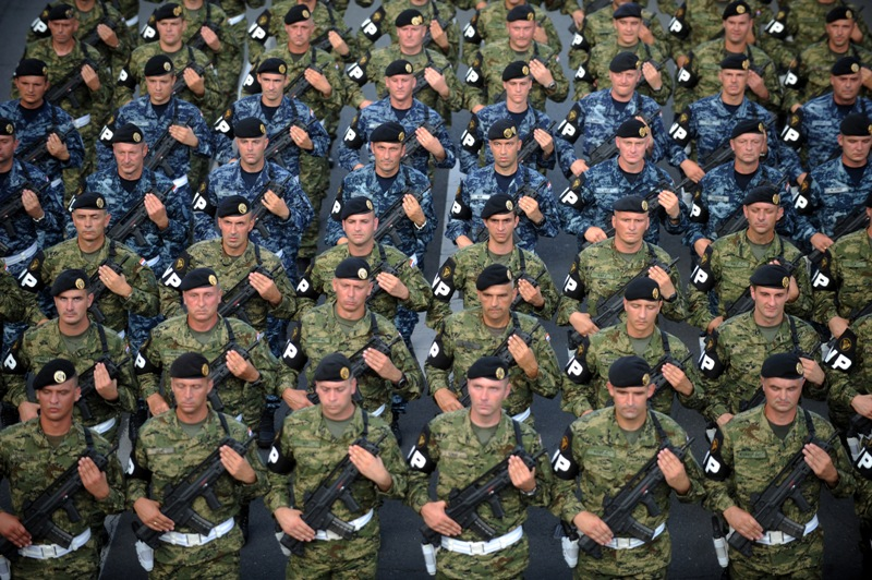 nato, hrvatska vojska