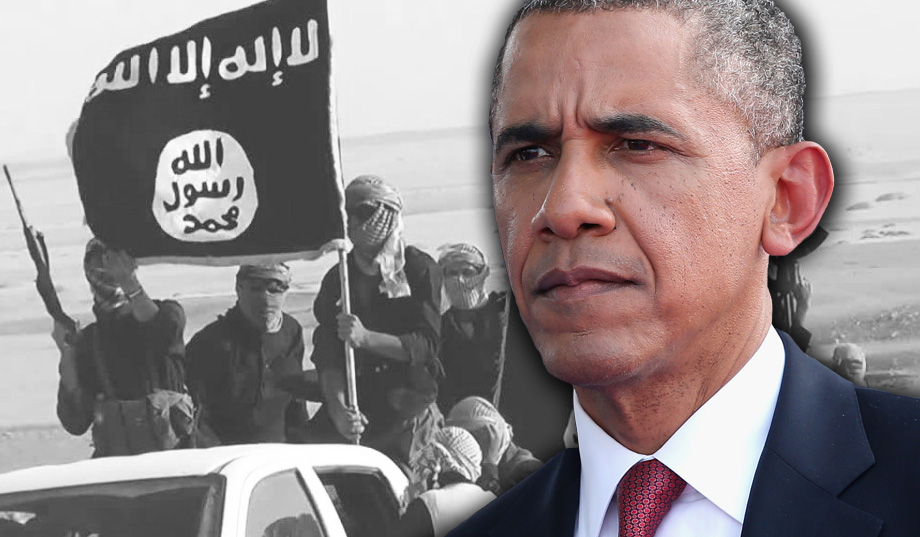 obama isil sad cia