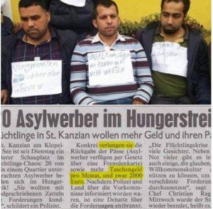 austrija izbjeglice imigranti azil
