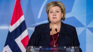 norvežani erna solberg islamska država