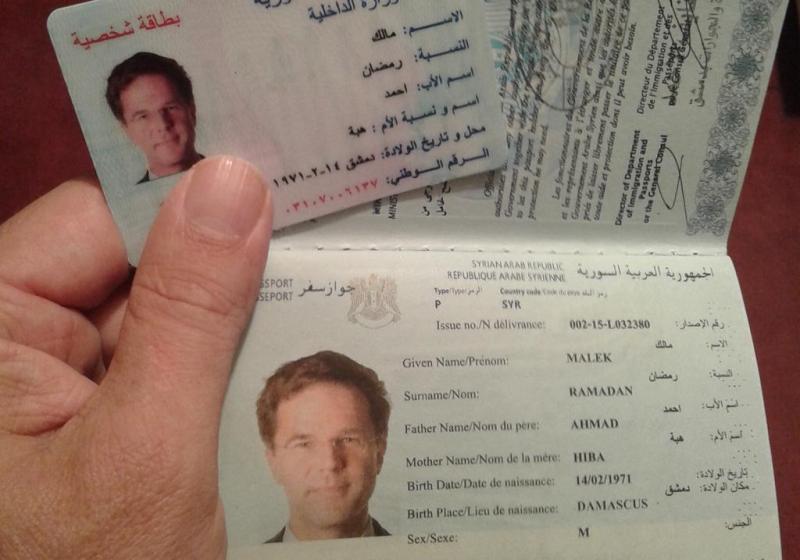 teroristi ulaze u europu lažna sirijska putovnica dokumenti imigranti izbjeglice