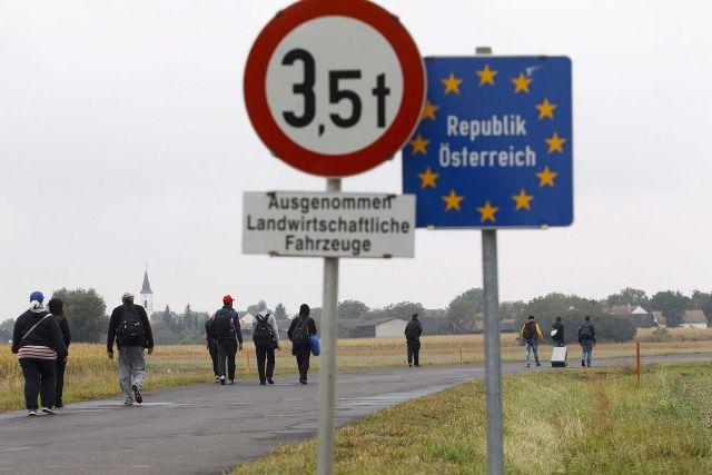 austrija imigranti azil