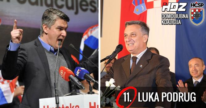 milanović hčsp hdz domoljubna koalicija karamarko luka podrug