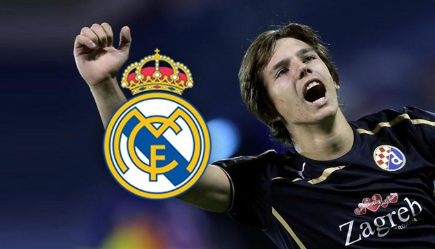 ante ćorić real madrid