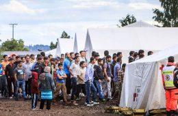 austrija izbjeglički kamp imigranti