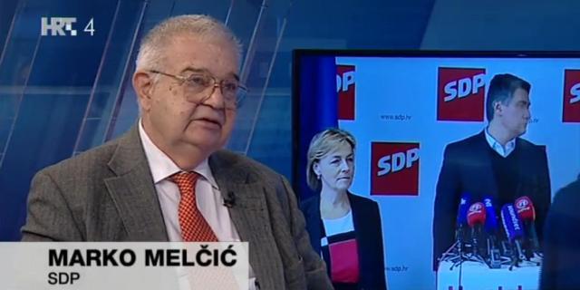 marko melčić sdp